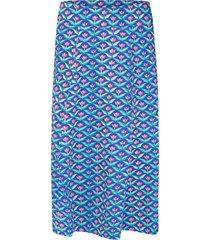 rok formentera cobalt skirt