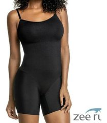 body modelador invisível laser preto by201 - feminino