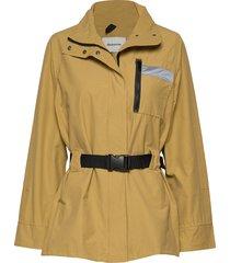 yang jacket zomerjas dunne jas beige modström