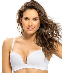 brasier doble realce leonisa 011899 blanco