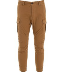 dsquared2 sexy cargo fit trousers