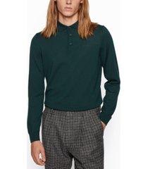 boss men's bono regular-fit sweater