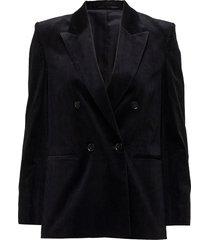 katie cord jacket blazer kavaj svart filippa k