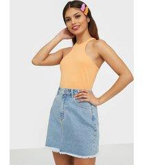 abrand jeans a skirt minikjolar