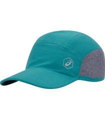 boné aba curva asics hats cap - strapback - adulto - azul
