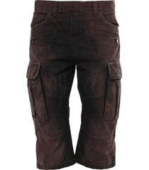 balmain cropped pants
