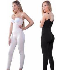 long leg post surgery, stage 1 liposuction bodysuit,  fajas reductoras