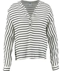 vero moda loose fit blouse shirt