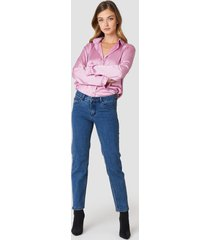 rut&circle hanne straight jeans - blue