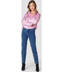 rut&circle hanne straight jeans - blue