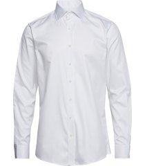 hawk slim shirt skjorta business vit oscar jacobson