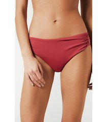 calzedonia indonesia high-waisted bikini bottoms woman pink size 3