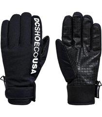 guante deadeye glove m negro dc