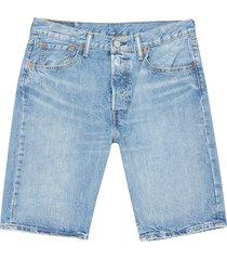 levi's denim 501 hemmed shorts 36512-0053