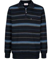 sweatshirt roger kent marine::lichtblauw