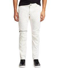 5620 zip knee super slim jeans