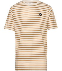 ace t-shirt t-shirts short-sleeved multi/patroon wood wood