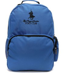 morral  azul royal-negro royal county of berkshire polo club