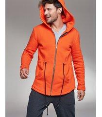 bluza jacob orange