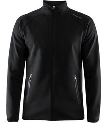 craft emotion full zip jacket men 042066 zwart