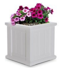 "cape cod 14"" patio planter"