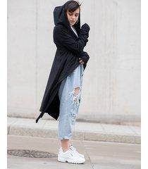 płaszcz zip hoodie