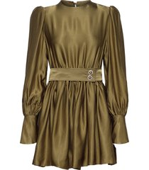 lissa dresses party dresses grön custommade