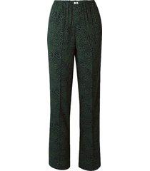 blouse casual pants