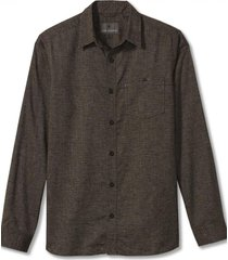 camisa hombre hemp blend marrón royal robbins by doite