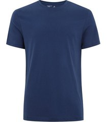 mens blue navy classic t-shirt