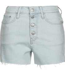 korte broek calvin klein jeans high rise short