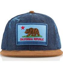 gorra azul official smu