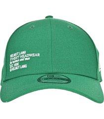 helmut lang new era x helmut lang 9forty hat