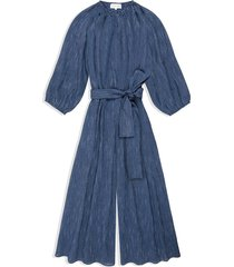 isla wideleg jumpsuit in navy