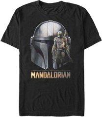 fifth sun men's mando head short sleeve crew t-shirt