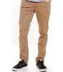 pantalon clasico beige maui and sons
