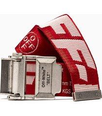 off-white off-white 2.0 industrial belt omrb035r20f42035