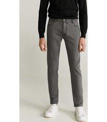 grijze patrick slim-fit jeans