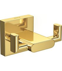 cabide duplo polo gold - 2062.gl33 - deca - deca