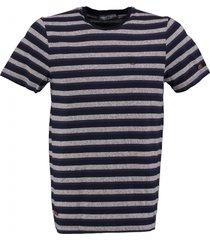cast iron stevig zacht slim fit t-shirt