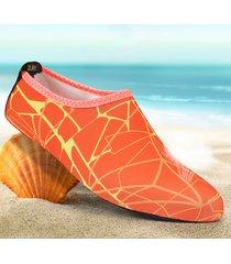 uomo donna antiscivolo comoda spiaggia calze yoga calze scarpe da sub ad asciugatura rapida all'aperto