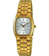 reloj kcasltp 1169n 7a casio-dorado