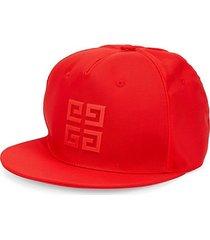 rubber 4g flat brim cap
