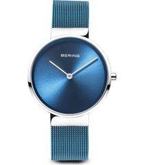 reloj classic azul bering