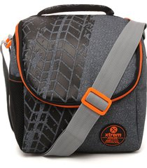 estuche gris samsonite by xtreme