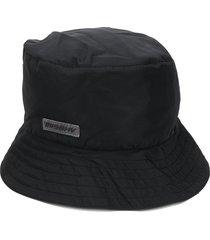 misbhv stitched bucket hat - black