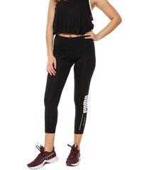 calza negra puma nu-tility  leggings