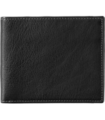 men's johnston & murphy leather wallet -