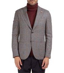giacca uomo lana spacial line