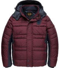hooded jacket liftmaster 2.0 winetasting winter